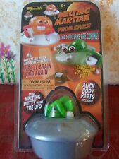 Toysmith melting Martian from space create an alien and watch it melt reusable