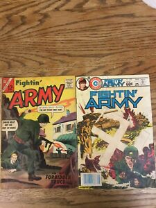 fightin' army lot of 2[54,159]G2.0