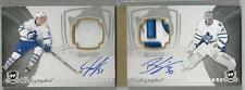 2011-12 UD THE CUP ROOKIE BOOKMARKS GARDINER/SCRIVENS RC DUAL AUTO/PATCH 07/25!!