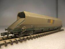 More details for n gauge farish 373-802 hha bogie hopper wagon colas rail weathered - bnib