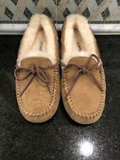 NWOB Women's UGG Dakota Chestnut Slippers-Size -6-MSRP $100- #5612