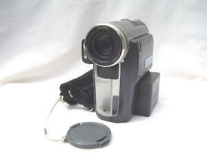 Sony DCR-PC350E MiniDV Camcorder.Tape. PAL.3 Mpixel.AV/DV-in.1-yr warranty. VGC.