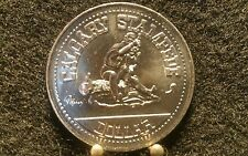 CALGARY STAMPEDE DOLLAR $1 ALBERTA'S 75TH ANNIVERSARY 1980-Gold Miner