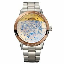 IK Colouring Gents Automatic Skeleton Watch  98226S-5