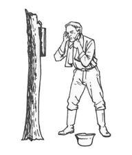 Soldat de la Wechmacht se rasant 1/35 CMK