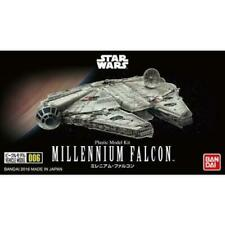 Bandai Hobby Star Wars Millenium Falcon 006 1/350 Scale Model Kit A New Hope