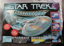 More details for playmates star trek uss enterprise transwarping space ship #16077