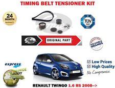PER RENAULT TWINGO 1.6 RS 2008-2014 NUOVO Tendicinghia cinghia distribuzione+