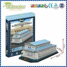 World Famous Architecture 3D  puzzle  model Bolshoi Theatre of Russia