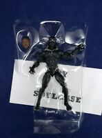 Unused Marvel Legends Black Panther Unmasked Black Panther (No M'Baku BAF Piece)