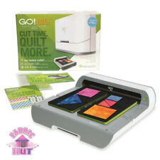 55500 Accuquilt GO! BIG Electric Fabric Cutter Quilt Making System