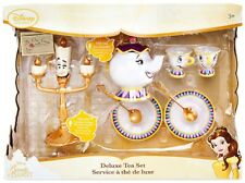 Disney Princess Beauty and the Beast Deluxe Tea Set Exclusive Playset [Singing]