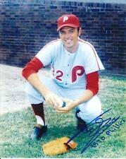 FRED WENZ Autographed Signed 8 x 10 Photo Philadelphia Phillies COA