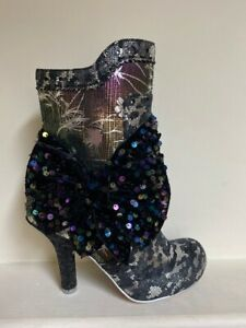 Irregular Choice rosie lea ankle boot