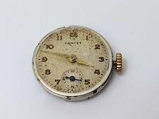 Lancet 15 joyas vintage damas Sub-Esfera Reloj Movimiento Para Reparación