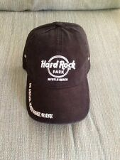 Hard Rock Park Myrtle Beach South Carolina Opening Crew 2008 Ball Cap Hat Rare