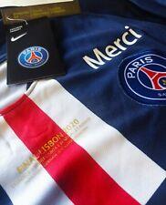 Maillot Final Paris PSG-Bayern Munich Ligue Champion Lisbon 2020 NEYMAR taille L