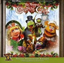 The Muppet CHRISTMAS CAROL Soundtrack - Anniversary Edition - NEW CD  (sealed)