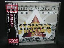 STRYPER In God We Trust JAPAN CD Bloodgood King James U.S. Heavy Metal !