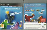 JEU Play Station 3 PS3 : PLAYSTATION MOVE DISQUE DECOUVERTE COMME NEUF FRANCAIS