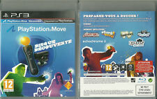JEU Play Station 3 PS3 : PLAYSTATION MOVE DISQUE DECOUVERTE COMME NEUF FRANCAIS