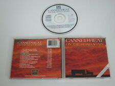 CANNED HEAT/ON THE ROAD AGAIN(EMI GOLD 0777 7 93058 2 7) CD ALBUM