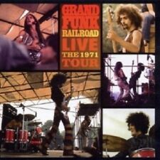 GRAND FUNK RAILROAD - LIVE ALBUM-THE 1971 TOUR  CD 11 TRACKS CLASSIC ROCK NEW+