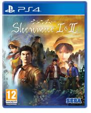 SHENMUE HD 1 e 2 COLLEZIONE PS4 VIDEOGIOCO SEGA PLAY STATION 4 ITALIANO NUOVO