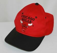 Red Chicago Bulls Snapback Hat Embroidered Logo The G Cap Young An Korea