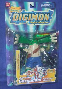 DIGIMON Digivolving Limited Edition Gargomon Rapidmon New Factory Sealed 2001