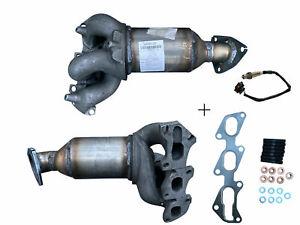 NEU Katalysator Opel Agila 1.0 12V Corsa C + D 1.0 Abgaskrümmer Bj. 00-09 Kat