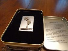 WINDY VARGA GIRL 1935 COLLECTIBLE OF THE YEAR COY ZIPPO LIGHTER MINT IN TIN 1993