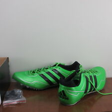 New listing Mens Adidas Track And Field Running Shoes With Spikes Sprint Star 2 M Size 13