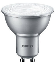 10 x Philips Master 4.3W (50W) DIMMABLE GU10 40d LED Spot Lamps Bulbs Warm White