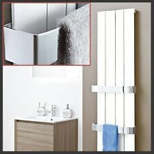 "Chrome Towel Bar for ""Wave"" & ""Flow""  Aluminium Designer Radiators"
