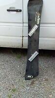 Planche de snowboard avec rails de fixations marque ATS qualité SUISSE