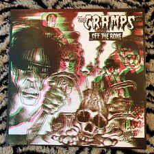 CRAMPS Off The Bones LP  Lux Interior Rockabilly KBD NEW