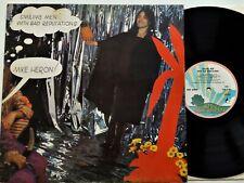 Mike Heron - Smiling Men With Bad Reputations LP 1971 1st UK Press G/Fold Island