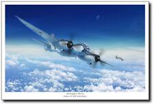 Stratosphere Recon by Mark Karvon – Junkers Ju 388L - Aviation Art Print