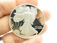 2007 AMERICAN EAGLE WALKING LIBERTY 1 OZ. FINE SILVER .999 DOLLAR BULLION COIN