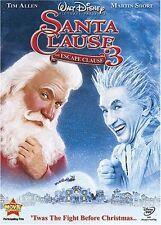 The Santa Clause 3 - The Escape Clause DVD