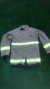 FIREFIGHTERS GOLD  FIRE TUNIC