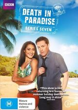 Death In Paradise Series : SEASON 7 : NEW DVD