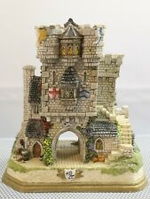 David Winter Castle Collection Bishopsgate Premier 1994 Numbered 3425/3500