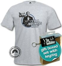 Le Parrain pack officiel T-Shirt L+ porte cles The Godfather tee shirt +keychain