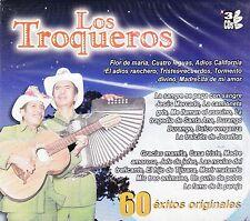 Los Troqueros 60 Exitos Originales Box set 3CD New sealed