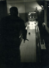 Photo Pierre Parente Paris Au Golf Drouot Le Bowling 1963