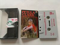 Petula Clark - The Greatest Hits Cassette Tape Made in England Free shipping UK