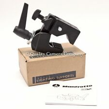 Manfrotto Super Clamp without Stud 2915/035 - NEW OLD STOCK
