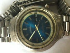 Vintage Seiko 5 Sports Speed-Timer Automatic Chronograph 7015-8000 Running